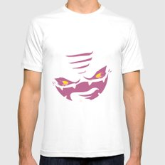 Krang! - Pink Squishy Edition White Mens Fitted Tee MEDIUM