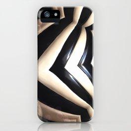 Dark Mandala #2 iPhone Case