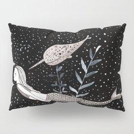 Mermaid love Pillow Sham