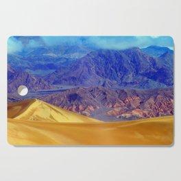 Death Valley Cutting Board