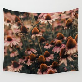 Echinacea Flowers  2 Wall Tapestry