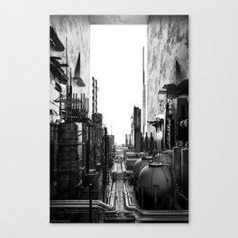 Reliance Canvas Print