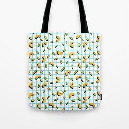 80s / 90s mac and cheese Tote Bag