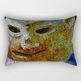 Mudman II Rectangular Pillow