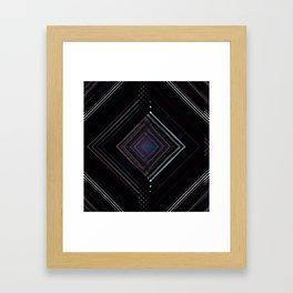 Shifted Framed Art Print
