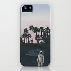 RV Dusk iPhone SE Slim Case