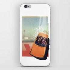 Getaway Car | Collage iPhone & iPod Skin