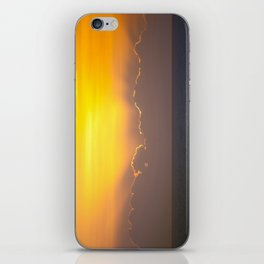 Makaha Sunset iPhone Skin