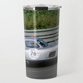 Benz 300SL German Sports Car Le Mans Classic Travel Mug