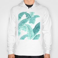 palms Hoodies featuring Palms by Christine Khoury Illustrations