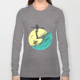 Surf Nose Long Sleeve T-shirt