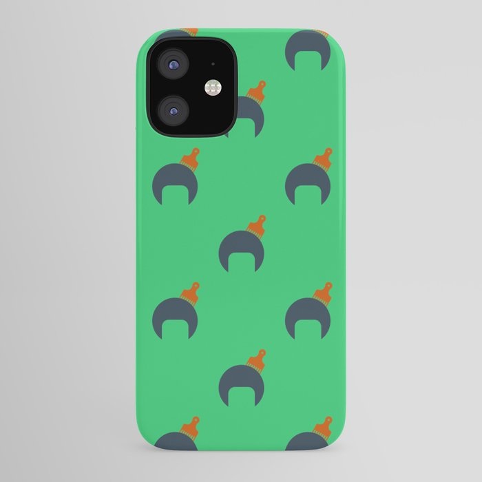 Afro Pick iPhone Case