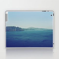 Greek Island Blues Laptop & iPad Skin