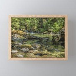 French Pete Trail Framed Mini Art Print