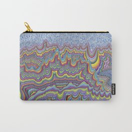 Partly Cloudy Carry-All Pouch
