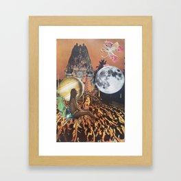 Blasé vu Framed Art Print