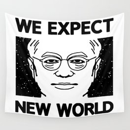New World part II Wall Tapestry