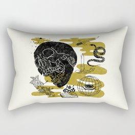 Planet Oblivion Rectangular Pillow