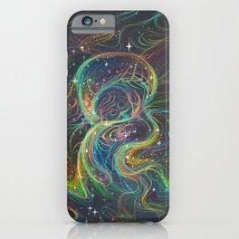 Magical Lisa Frank-esque Mushroom iPhone Case