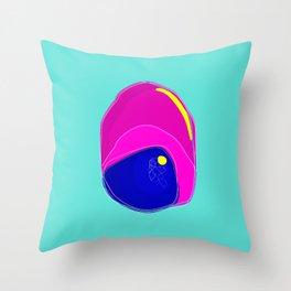 The Eye 02 Throw Pillow
