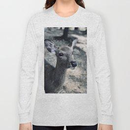 Deer Nara Long Sleeve T-shirt