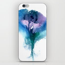 Isabella's Vulva Flower iPhone Skin