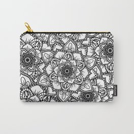 Mandalas n.1 Carry-All Pouch