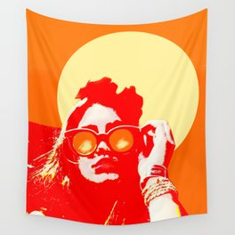 Fashion & pop Wall Tapestry