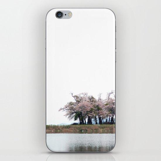 Spring Pond iPhone & iPod Skin