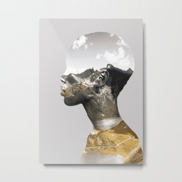 Portrait (Nature) Metal Print