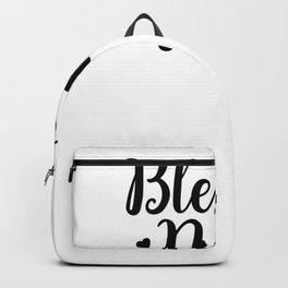 A Mimi`s Love Feels Like Nobody Else`s Backpack