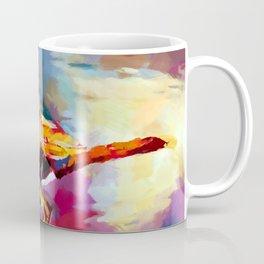 Dragonfly 4 Coffee Mug
