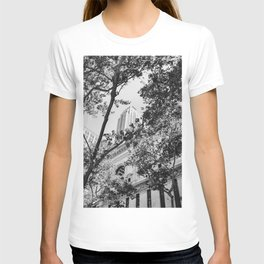 New York Library T-shirt