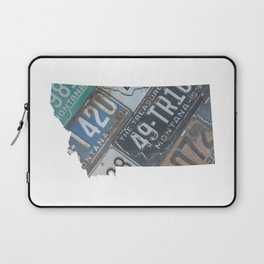 Vintage Montana Laptop Sleeve
