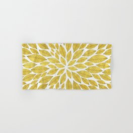 Petal Burst #25 Hand & Bath Towel
