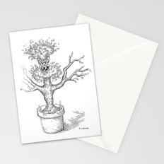 Toothy Tree Stationery Cards