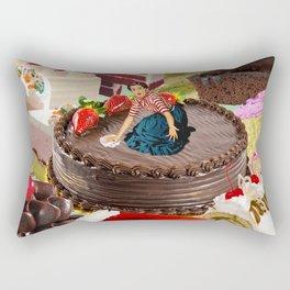 The Cake Factory Rectangular Pillow