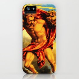 Vintage Jupiter Cigars Ad iPhone Case