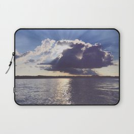 And we thought it was just an ordinary day Laptop Sleeve