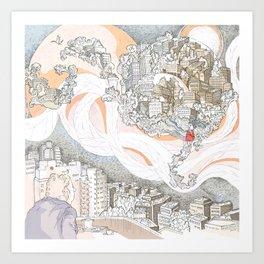"""Eden"" Art Print"