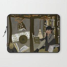 floating books ii Laptop Sleeve
