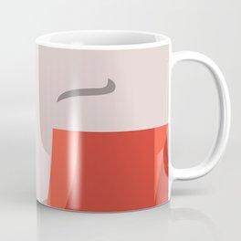 T'Pol - Vulcan - Minimalist - Star Trek: Enterprise - Trektangle - Trektangles - startrek minimalism Coffee Mug