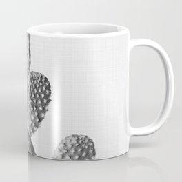 Cacti BW Coffee Mug