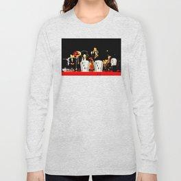 Cotton Club Crooners Long Sleeve T-shirt