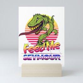 Feed Me Seymour! Mini Art Print