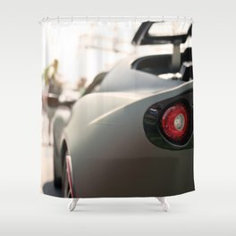 Real Women Have Curves Shower Curtain