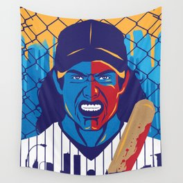 THE WARRIORS :: THE BASEBALL FURIES Wall Tapestry