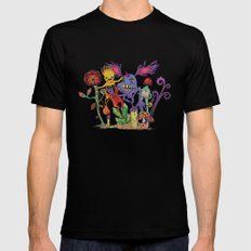 My Typical Dream? Black MEDIUM Mens Fitted Tee