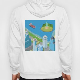 Helicopter tour of New York City II. Hoody
