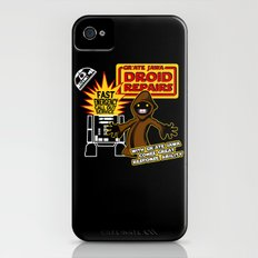 Gr'Ate Jawa Droid Repairs Slim Case iPhone (4, 4s)